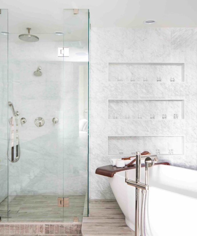 Denver Loft Bathrooms