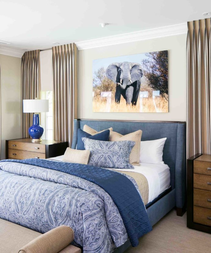 Rancho Santa Fe Bedrooms
