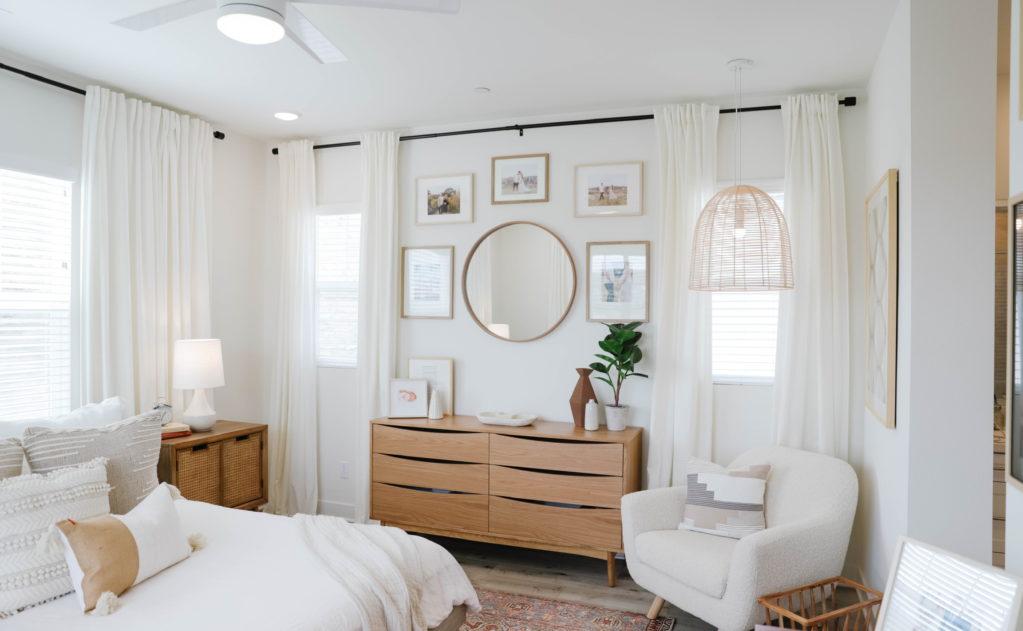 Desert Mesa Bedrooms